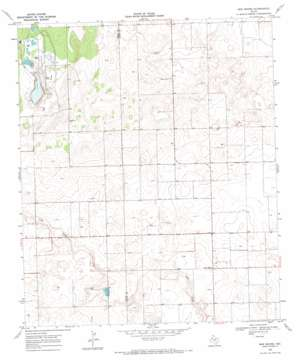 Brownfield USGS topographic map 33102a1