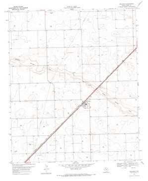 Wellman topo map