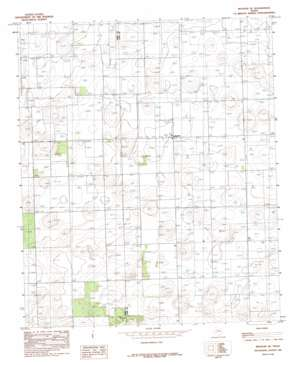 Meadow Se topo map