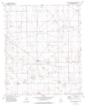 Cooper-Good Ranch topo map