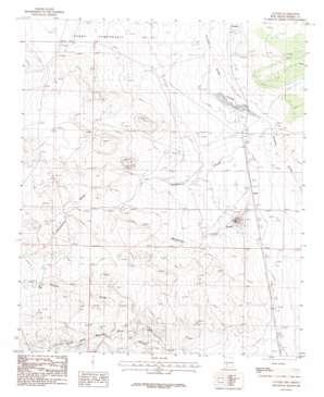 Cutter topo map