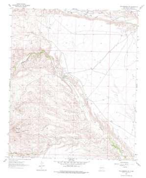 Williamsburg Nw topo map