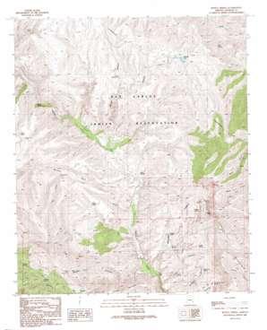 Bonita Spring topo map