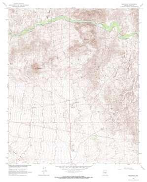 Grayback topo map