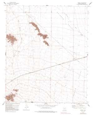 Mobile topo map