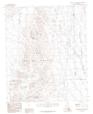Middle Mountains North topo map