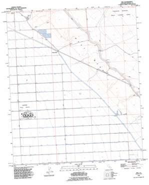 Iris topo map