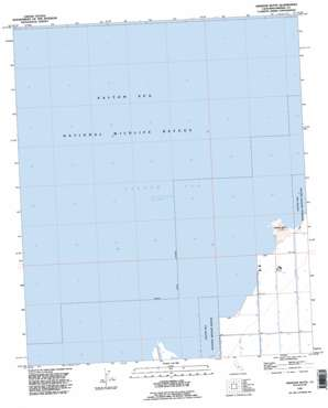 Obsidian Butte topo map