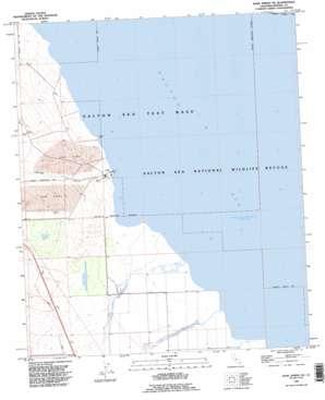 Kane Spring Ne topo map