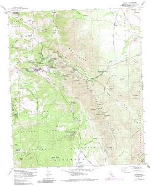 Julian topo map