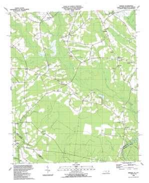 Pireway topo map