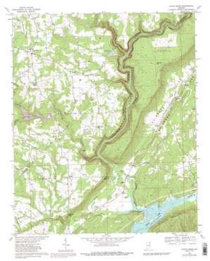 Little River USGS topographic map 34085c6