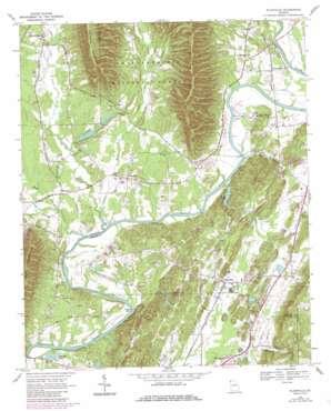 Plainville topo map