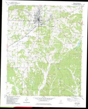Ripley topo map