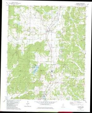 Falkner USGS topographic map 34088g8