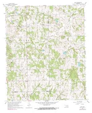Hart topo map