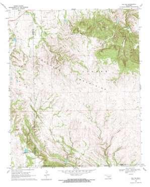 Fox Ne topo map
