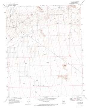 Yucca Se topo map