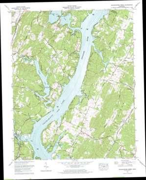 Grasshopper Creek topo map