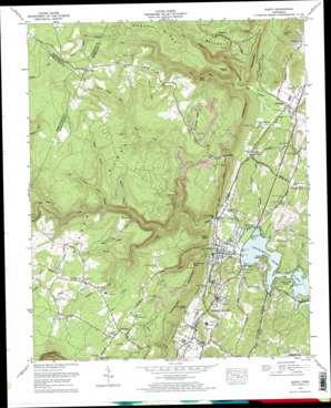 Soddy topo map