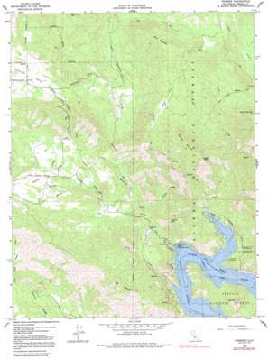 Trimmer topo map