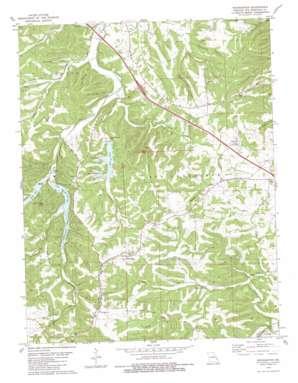 Weingarten topo map