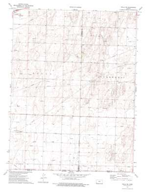 Rolla Se topo map