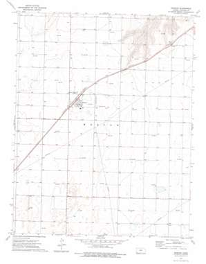 Moscow USGS topographic map 37101c2