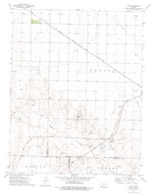 Ryus topo map