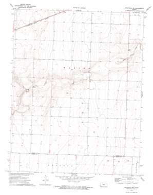 Richfield Nw USGS topographic map 37101d8