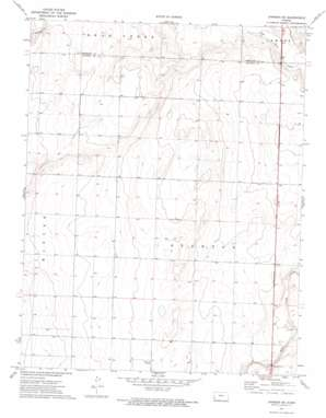 Johnson Ne topo map