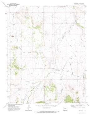 Trinidad USGS topographic map 37104a1
