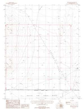 Reeds Ranch USGS topographic map 37116h7