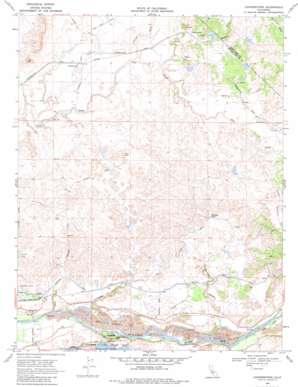 Cooperstown topo map