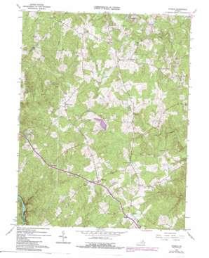 Storck topo map