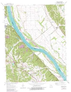 Selma USGS topographic map 38090b3