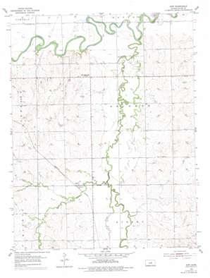Kipp topo map