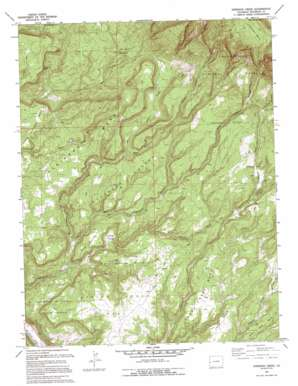 Atkinson Creek USGS topographic map 38108d6