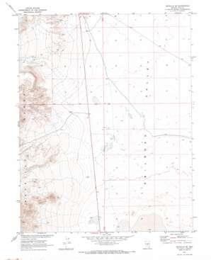 Reveille Se topo map