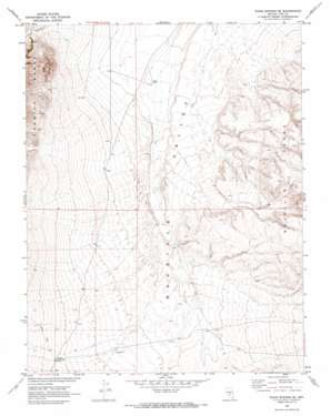 Warm Springs SE USGS topographic map 38116a3