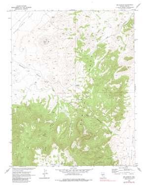 Bellehelen USGS topographic map 38116a4