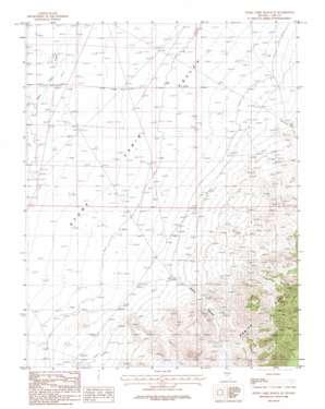 Stone Cabin Ranch Se topo map