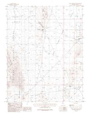 Stone Cabin Ranch USGS topographic map 38116b6