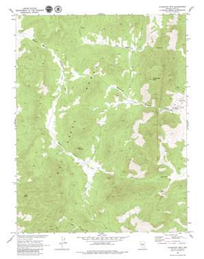Flagstaff Mountain USGS topographic map 38116d4