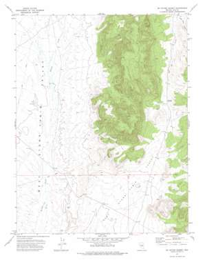 Mcintyre Summit USGS topographic map 38116d5