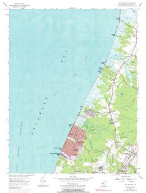 Rio Grande topo map
