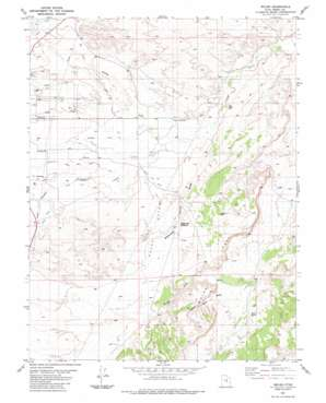Manti USGS topographic map 39111a1