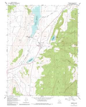 Sterling topo map