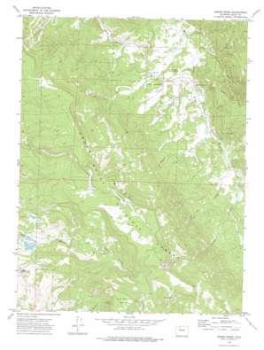 Green Ridge USGS topographic map 40106b7