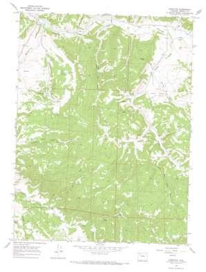 Hamilton USGS topographic map 40107c5